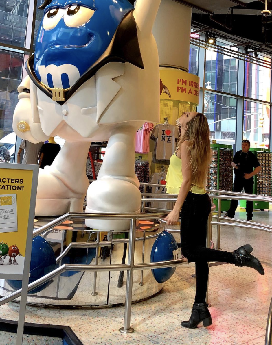 magasin M&Ms times square