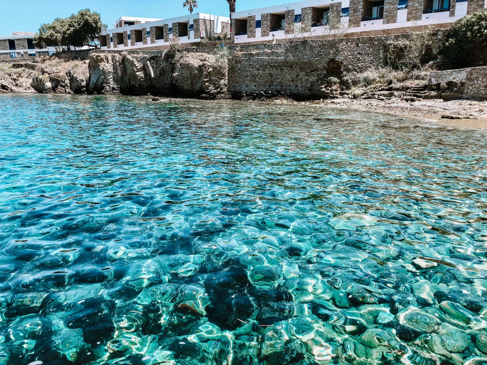 mykonos plus belles plages