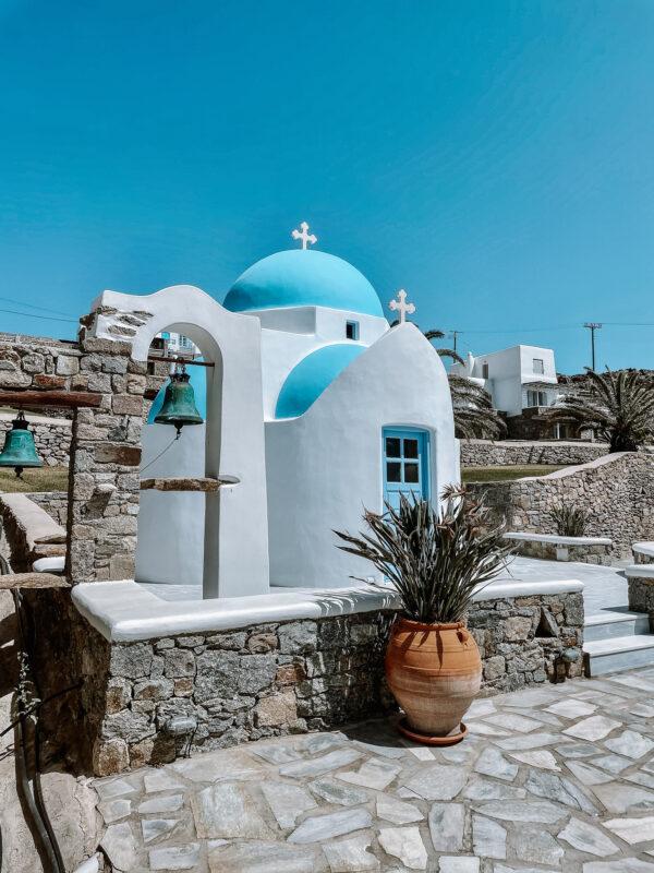 chapelle mykonos