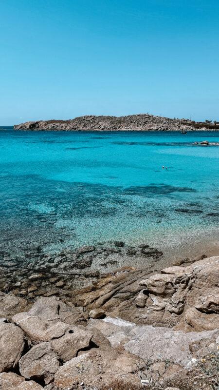 plage de mykonos