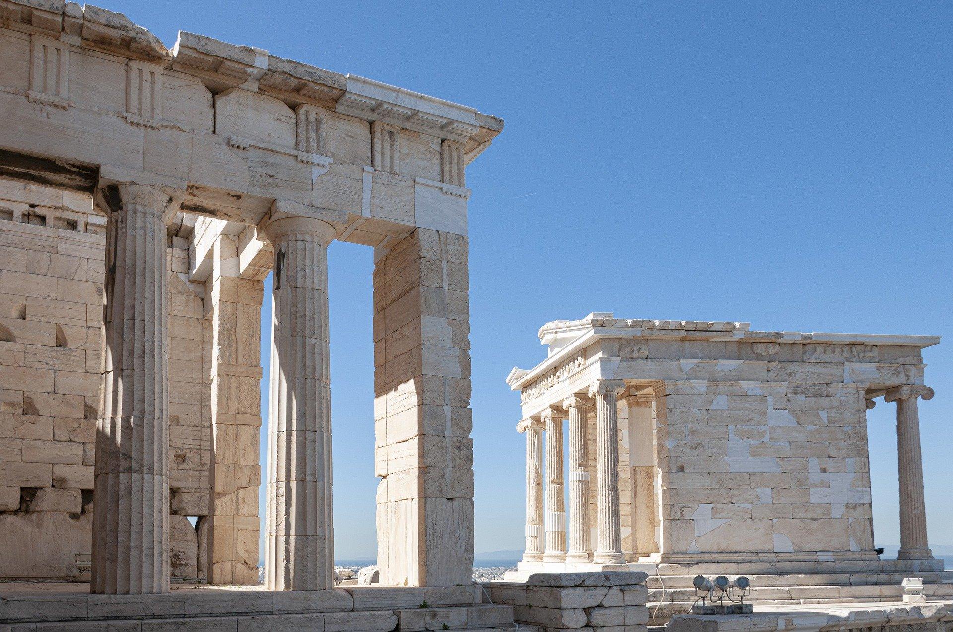 temple d'Apollon Athène
