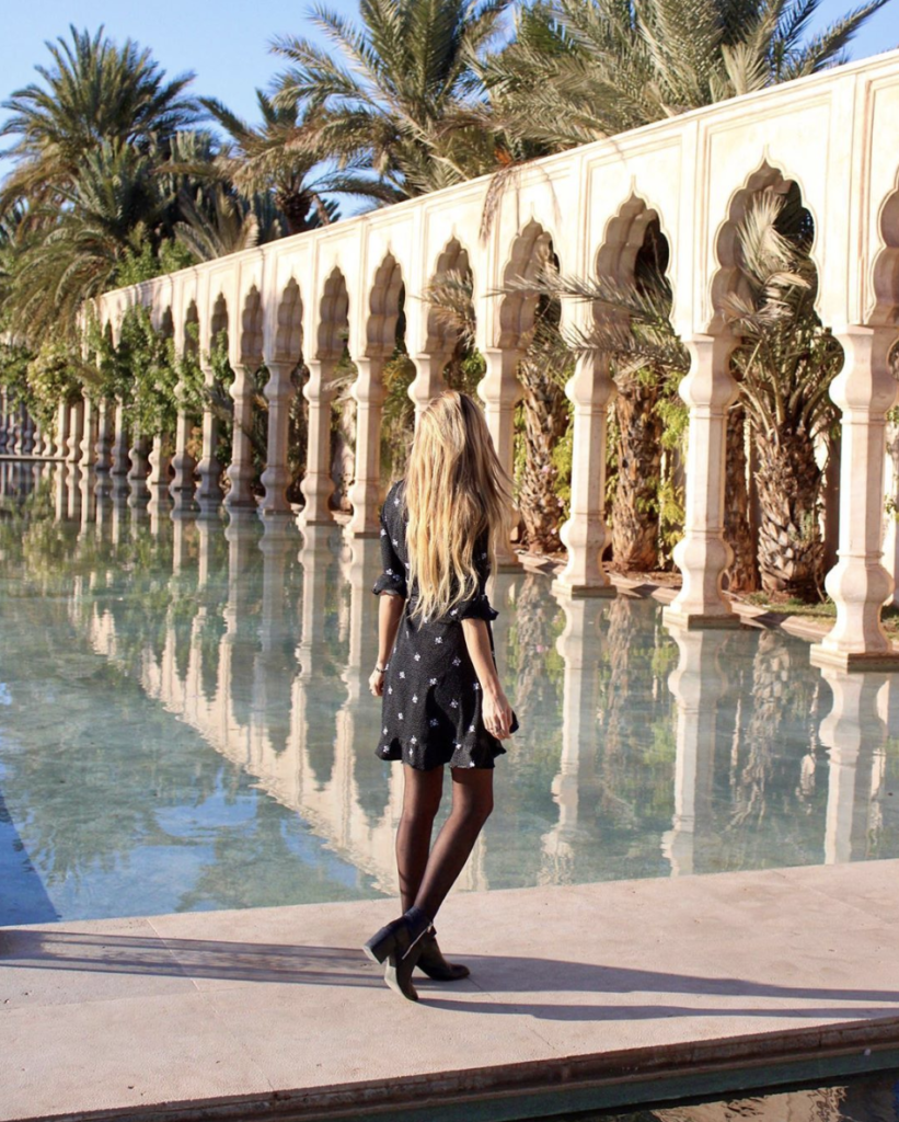 marrakech palais namaskar