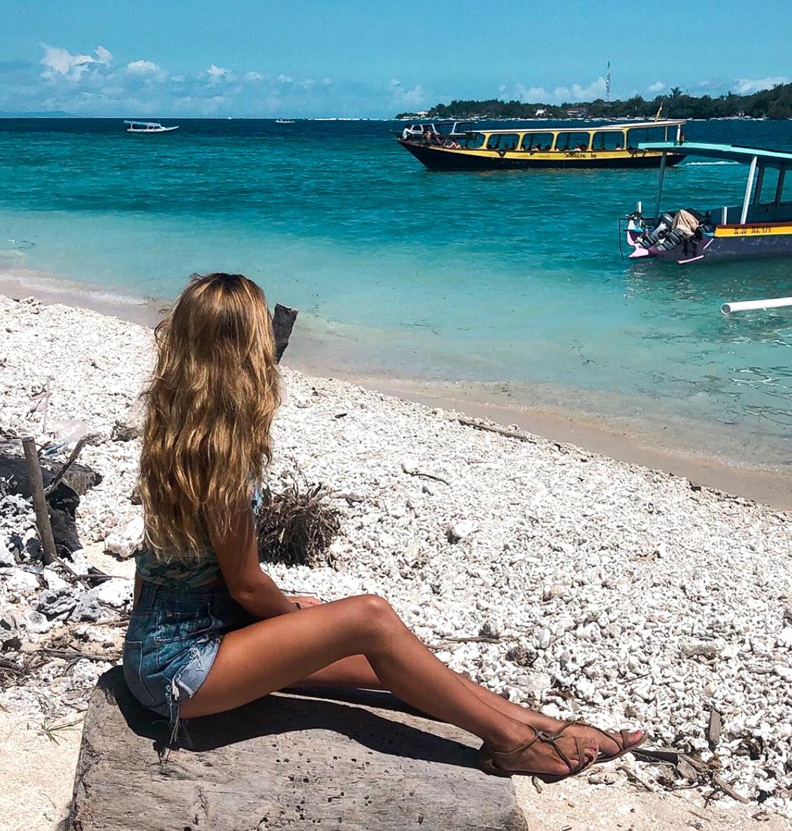 gili islands lombok bali