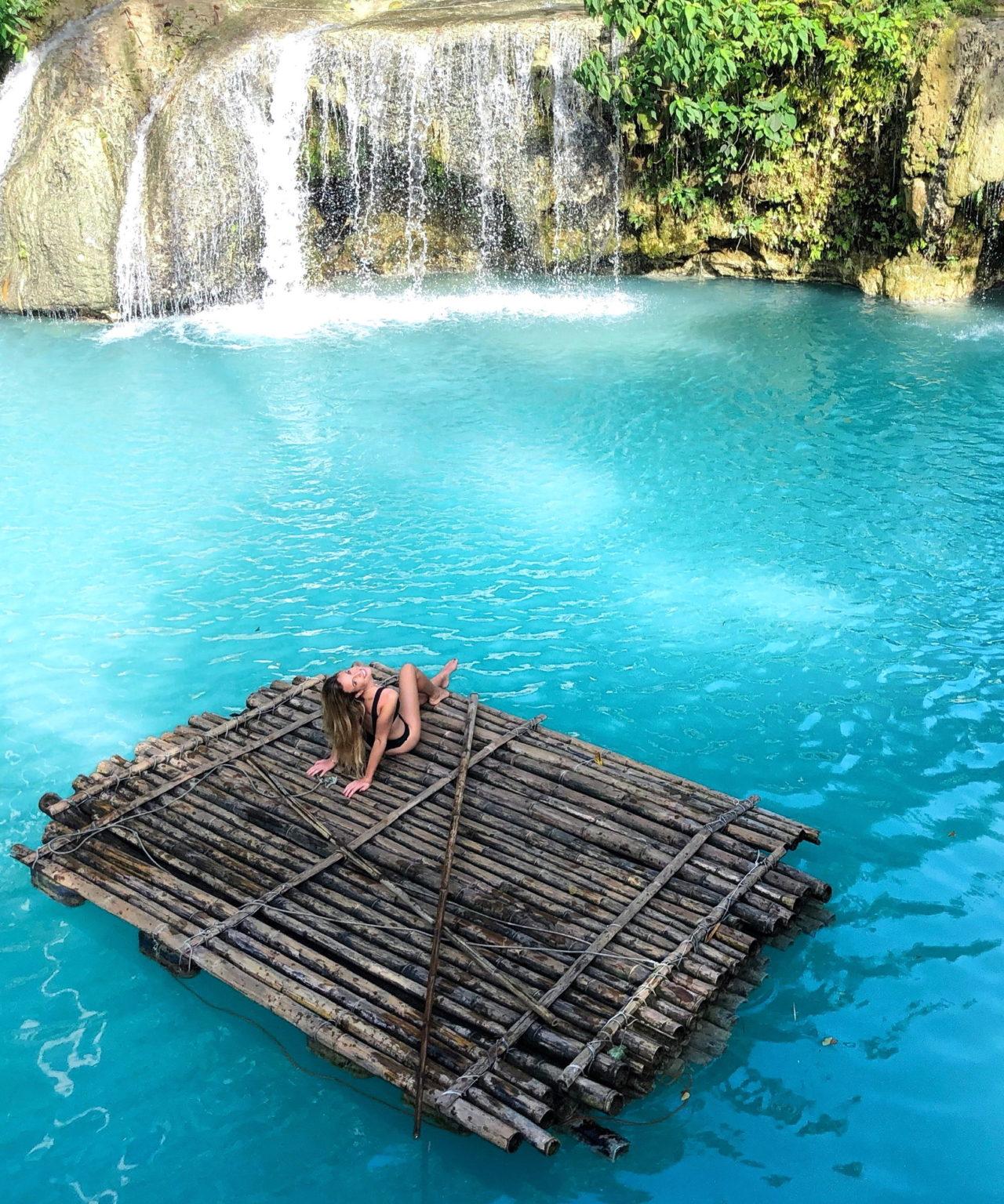 philippines siquijor cambugahay falls blog