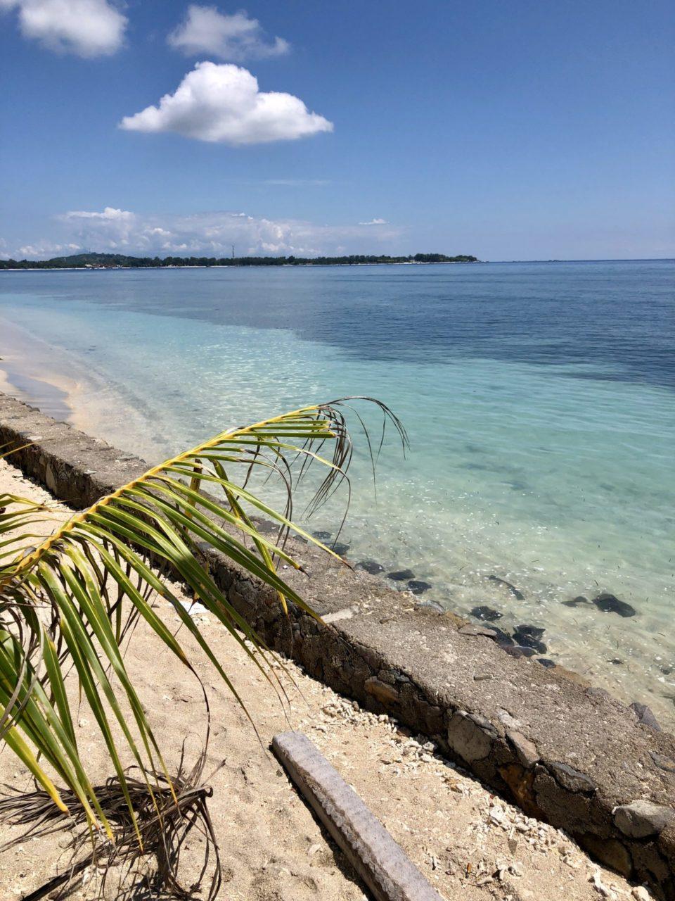 plus belles plages gili islands