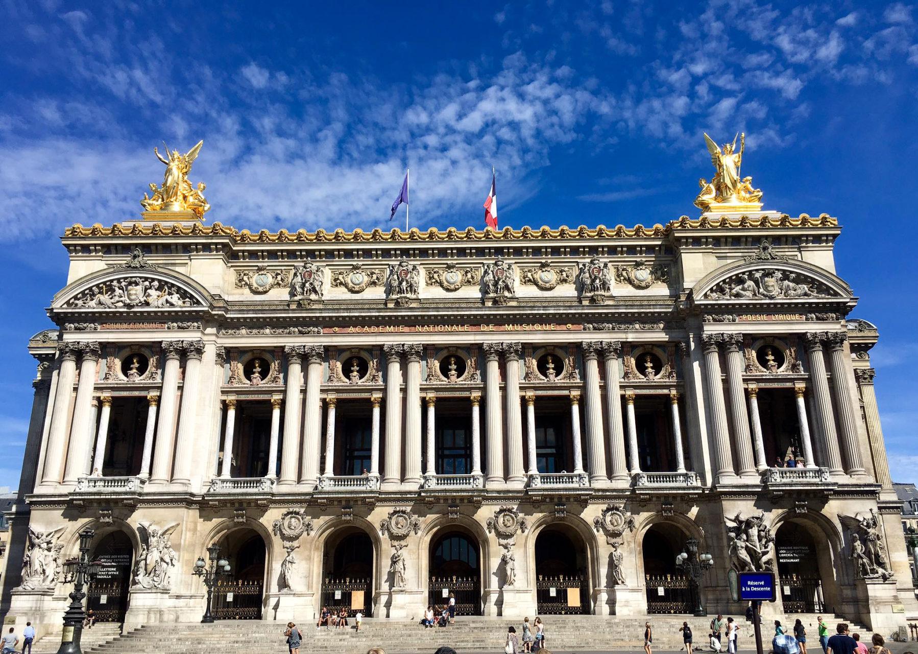 paris opera france blog