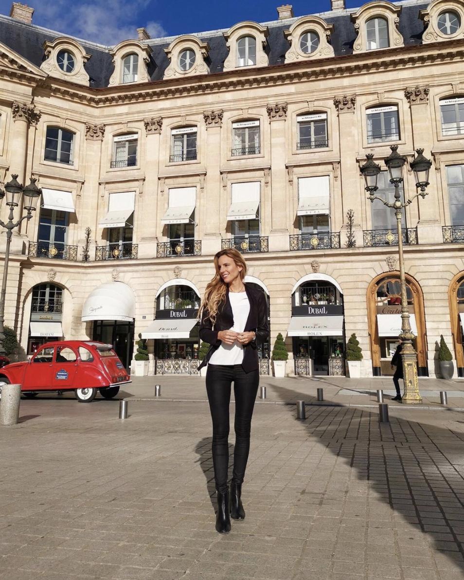 paris trocadero france blog