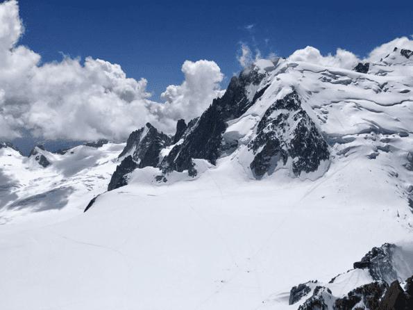 montagne chamonix mer de glace