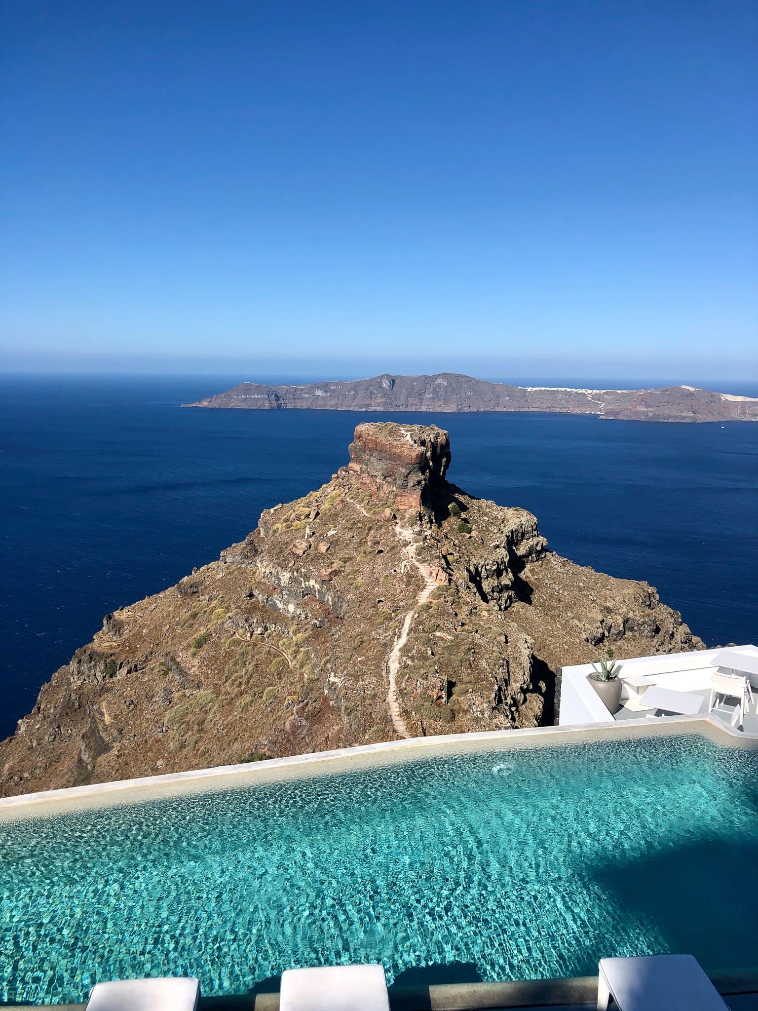 santorin grece grace hotel