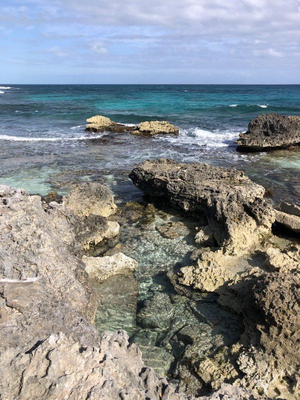 isla mujeres rochers