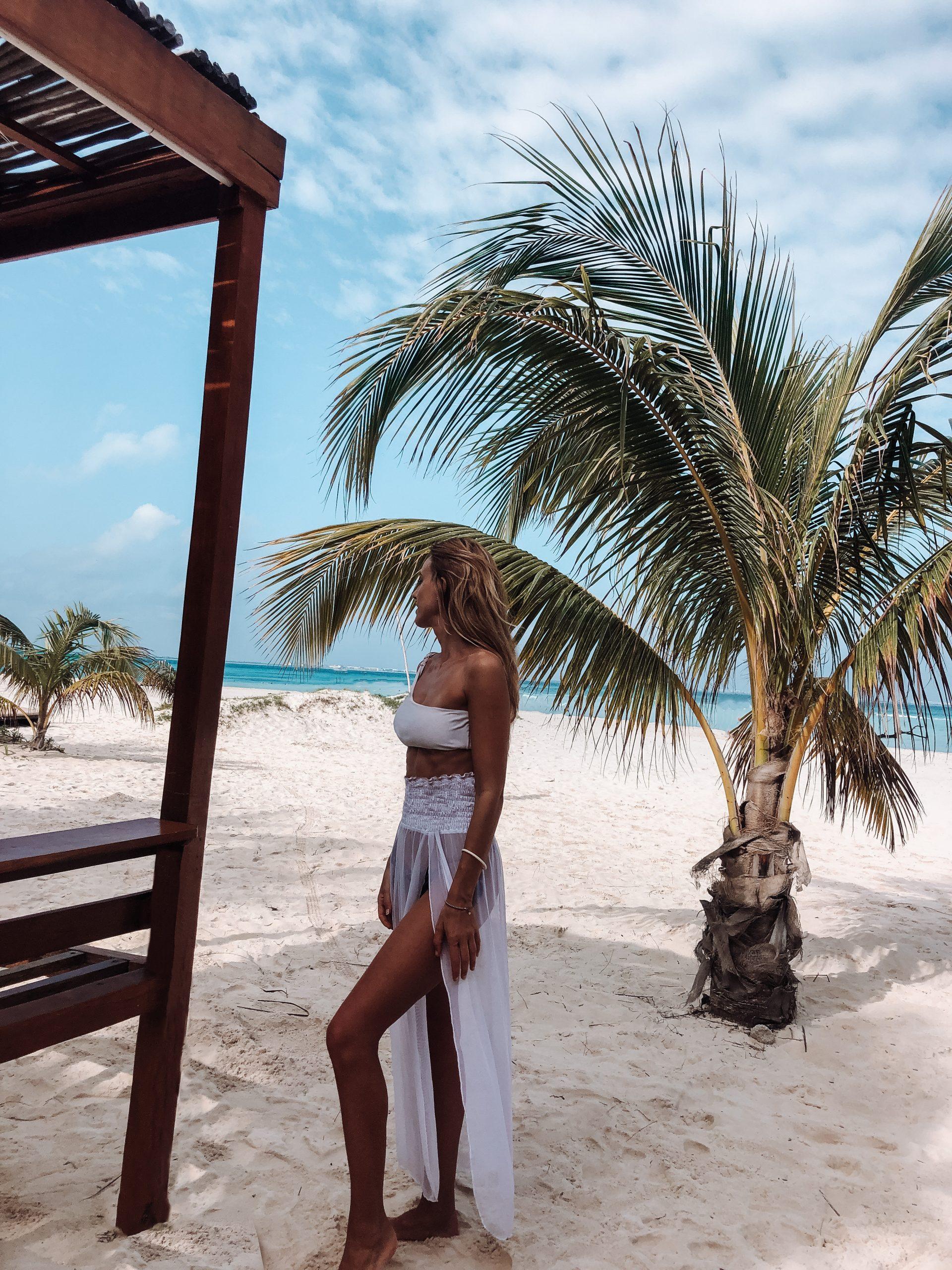 isla mujeres plage rêve