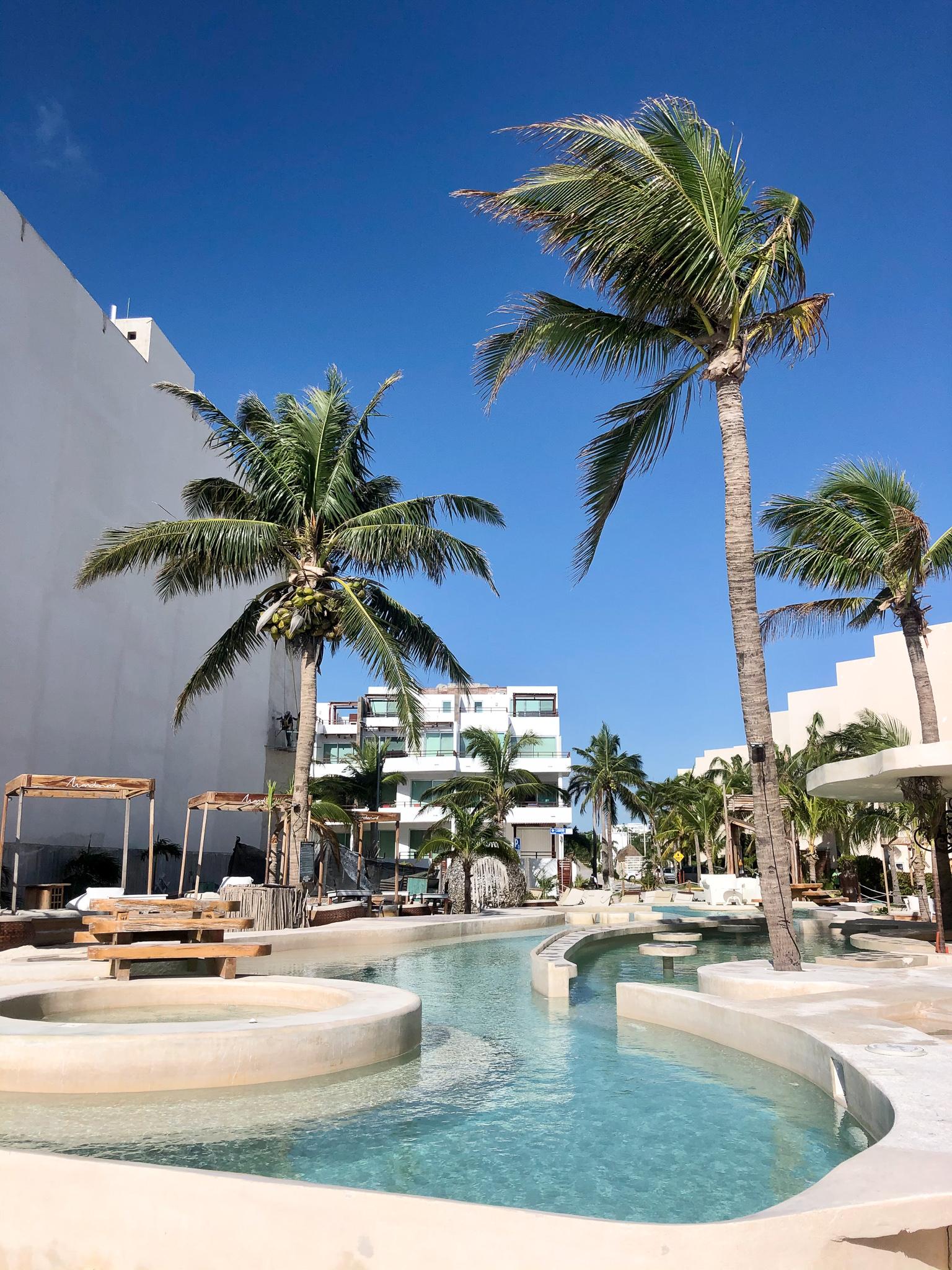 hotel de luxe playa del carmen