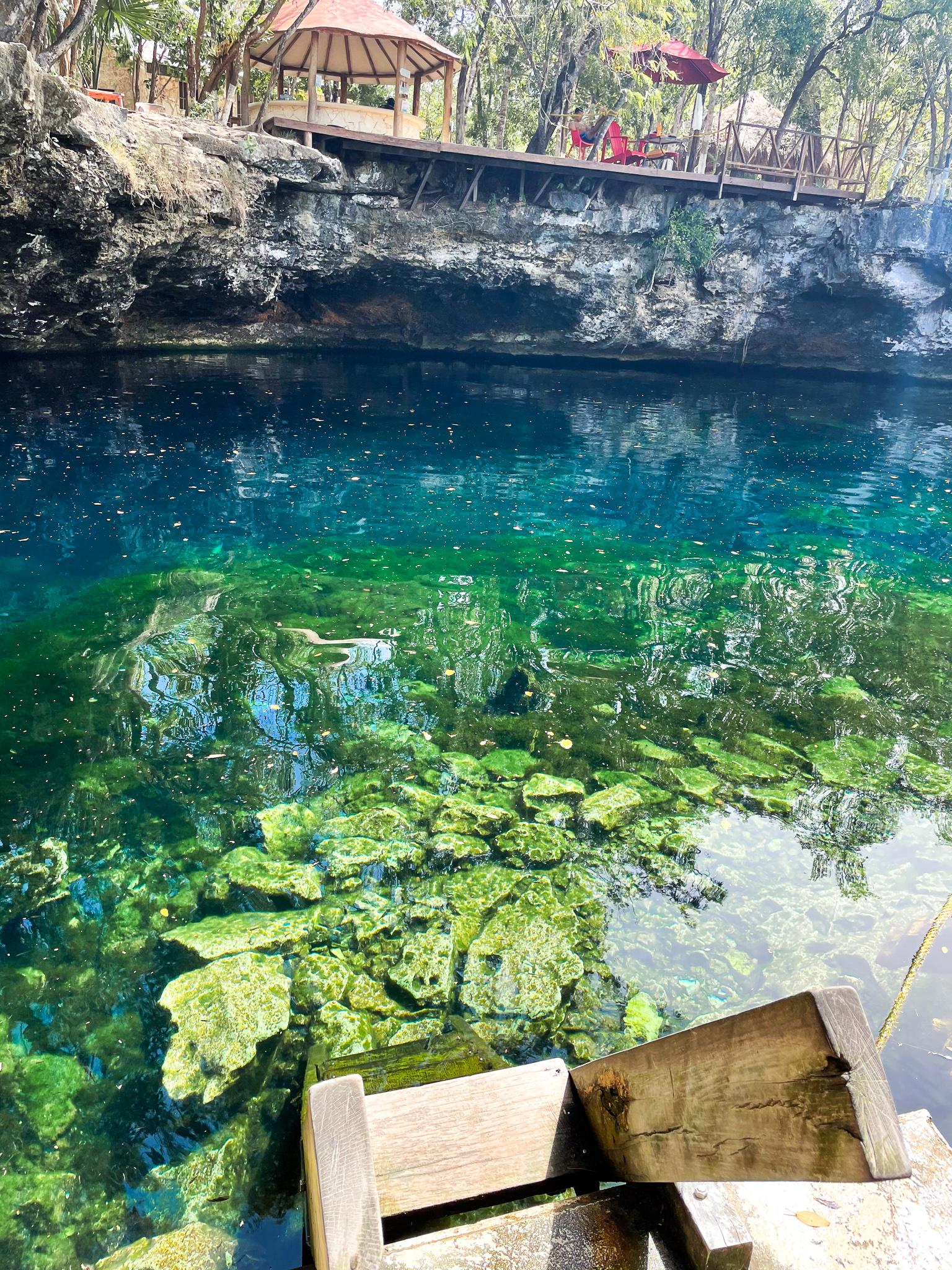 cenote del eden yucatan