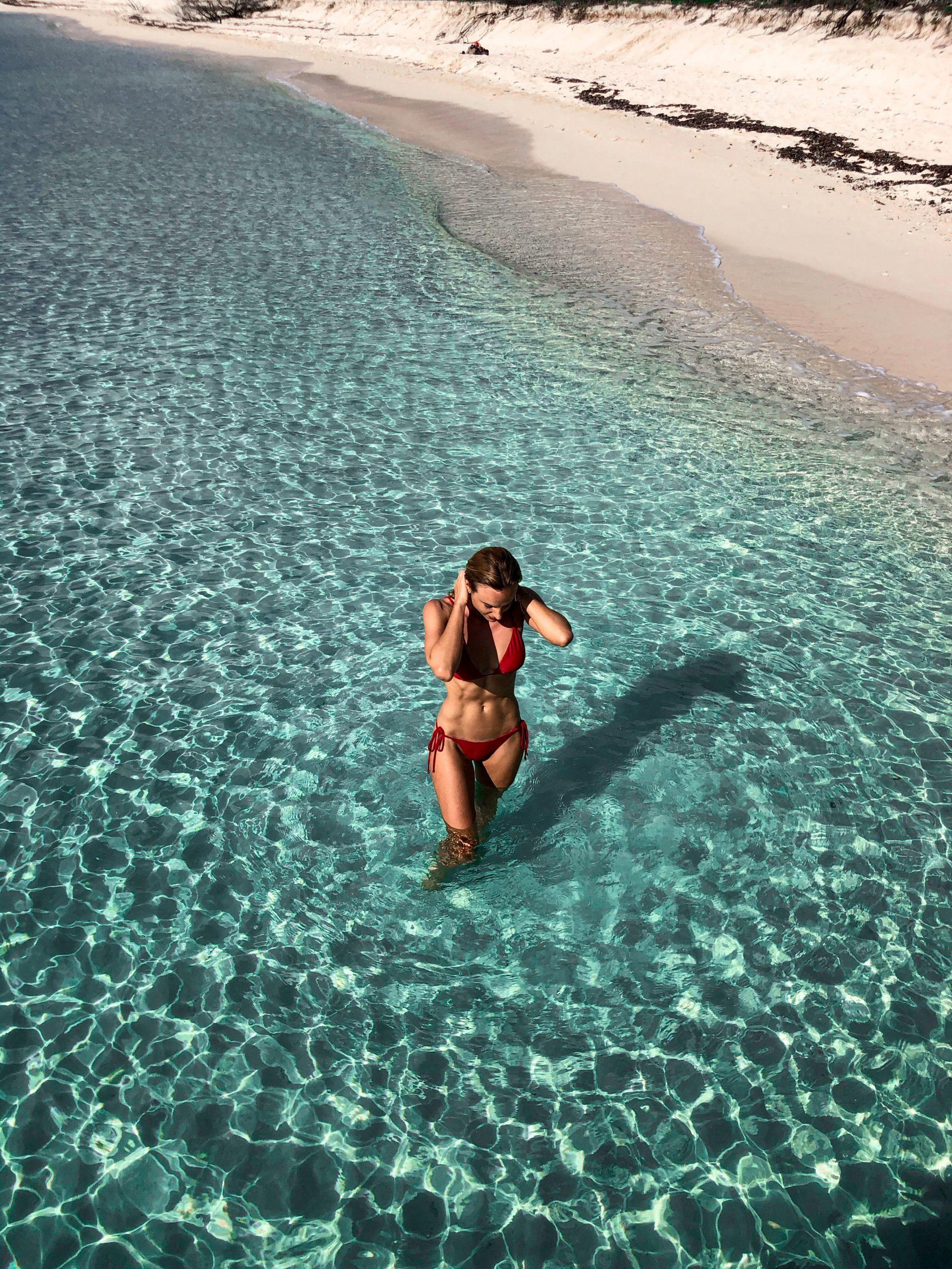 cozumel mexique plage