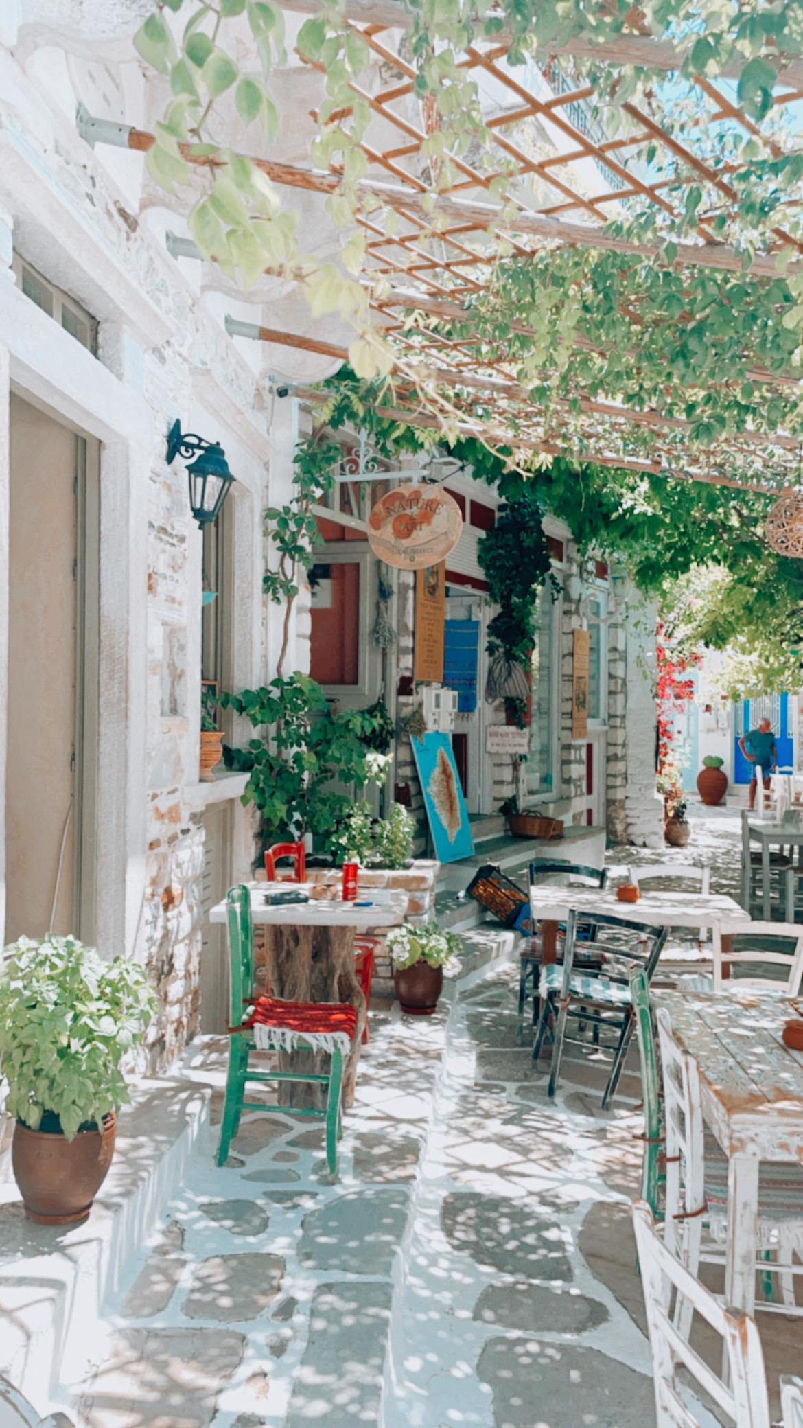 rues de filoti naxos