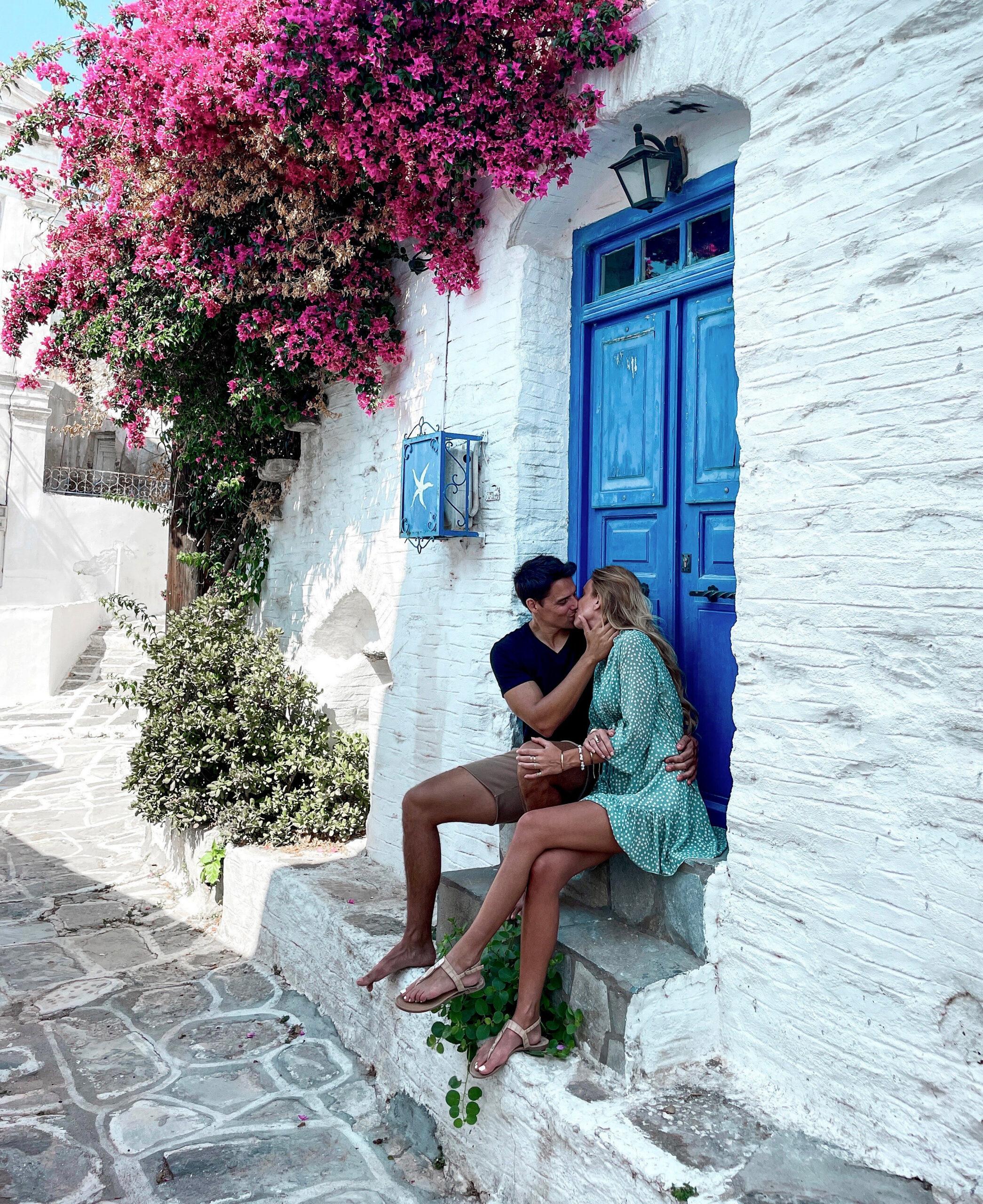 voyage couple grece