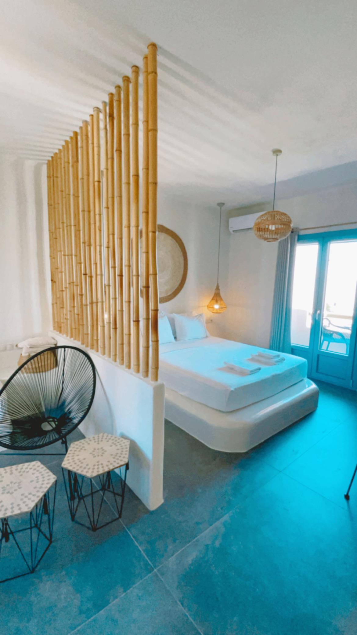 hotel chora naxos grece