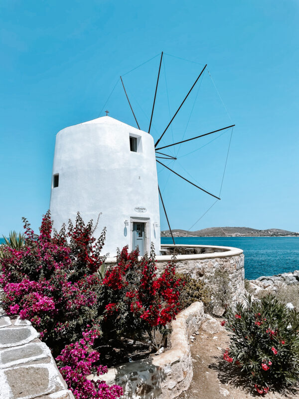 moulin à vent paros